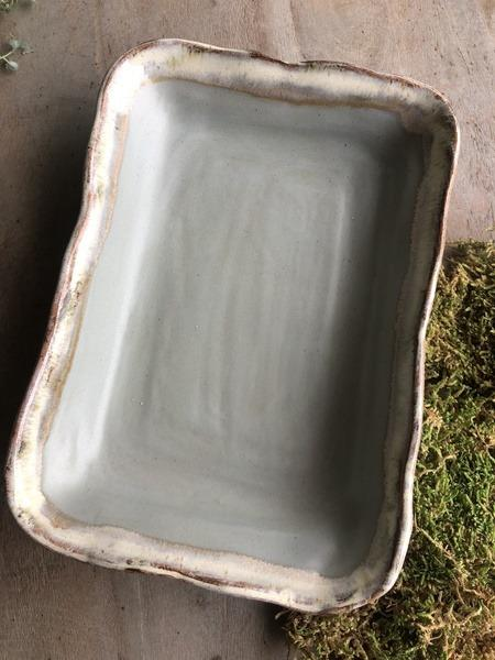 "Etta B Pottery  Serving Pieces 11"" Rectangular Baker Assorted EBP-022 $60.00"