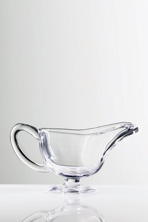 Global Amici   Clear Glass Gravy Boat GLA-050 $14.50