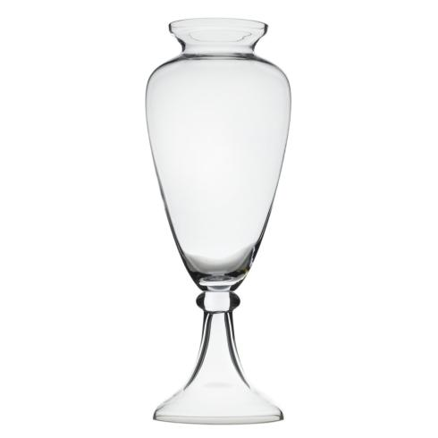 "Accent Decor   Belair Vase 8.5x23.25"" Clear ACD-044 $120.00"