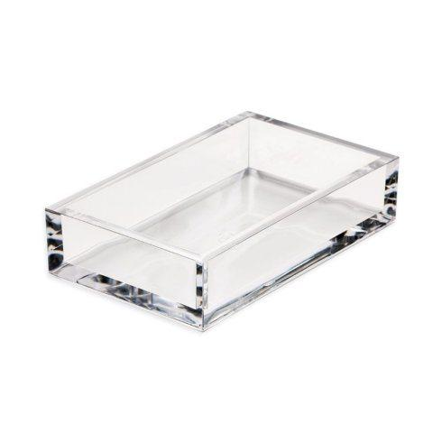 Babcock Exclusives  Caspari Guest Towel Acrylic Holder CAX-340 $29.00