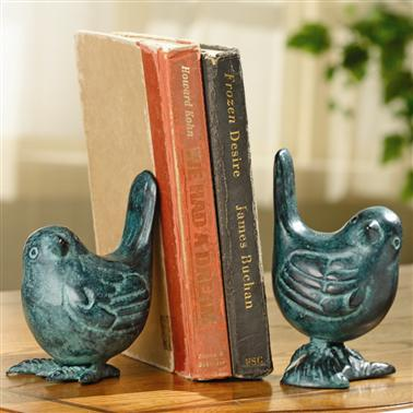 $41.00 Birds on Branch Bookends SPC-021