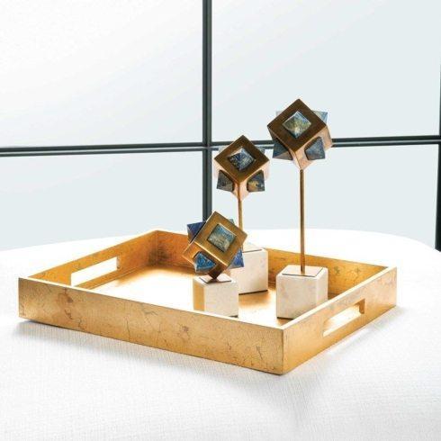 Uttermost   Gold Piece Tray UTT-188 $185.00
