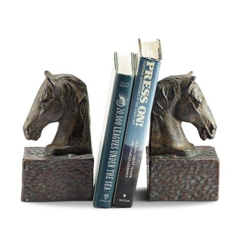 SPI   Horsehead Bookends Pair SPC-003 $67.00