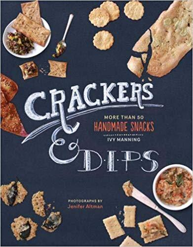 Babcock Exclusives  Cookbooks Crackers & Dips Cookbook HBO-056 $19.95