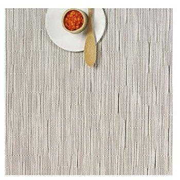 Chilewich   Bamboo Square Chalk Mat CWH-054 $14.00