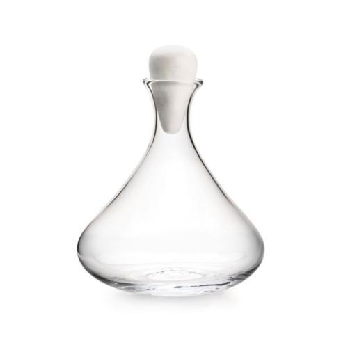 Simon Pearce  Vintner Decanter w/ Marble SPG-096 $185.00