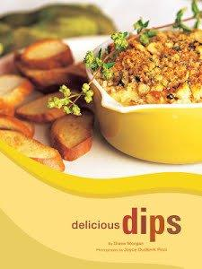 Babcock Exclusives  Cookbooks Delicious Dips HBO-045 $16.95