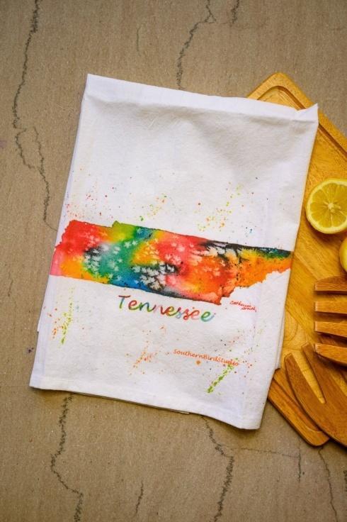$20.00 Tennessee Tea Towel SBS-002