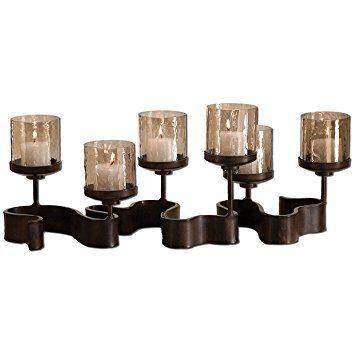 Uttermost   Ribbon Candleholder UTT-074 $199.00