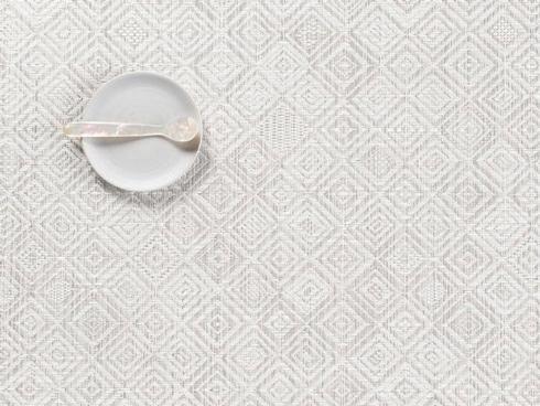 Chilewich   Mosaic Grey Mat CWH-049 $15.00