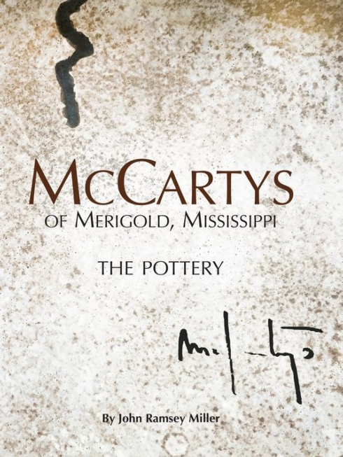 McCarty Pottery   McCarty Coffee Table Book MCP-600 $100.00