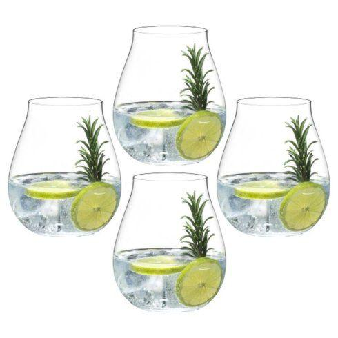 Riedel   Gin & Tonic set/4 R-880 $49.90