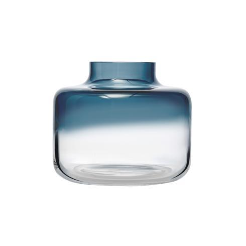 Nude Glass   Magnolia Blue Top Vase NG-005 $167.00