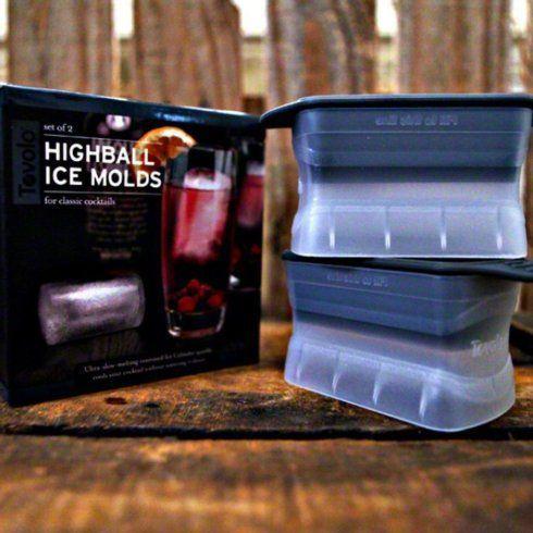 Babcock Exclusives  Tovolo Highball Ice Molds TOV-002 $14.00