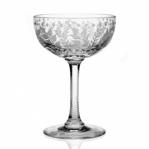William Yeoward  Fern Fern Saucer Champagne WYG-933 $300.00