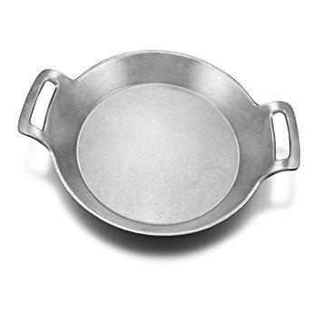 "Wilton Armetale  Gourmet Grillware 13"" Paella Pan WLT-228 $66.00"