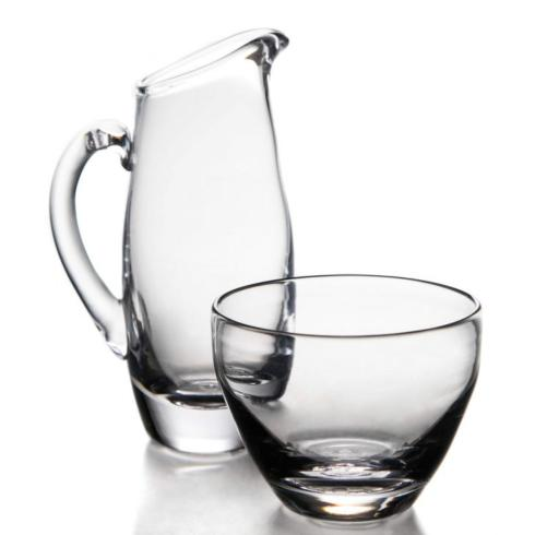 Simon Pearce  Addison Addison Sugar and Creamer Set SPG-793 $130.00