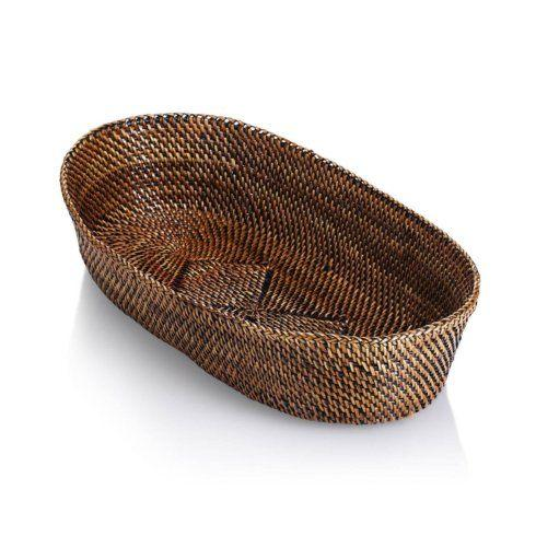 Calaisio   Small Oval Bread Basket CAL-115 $44.00