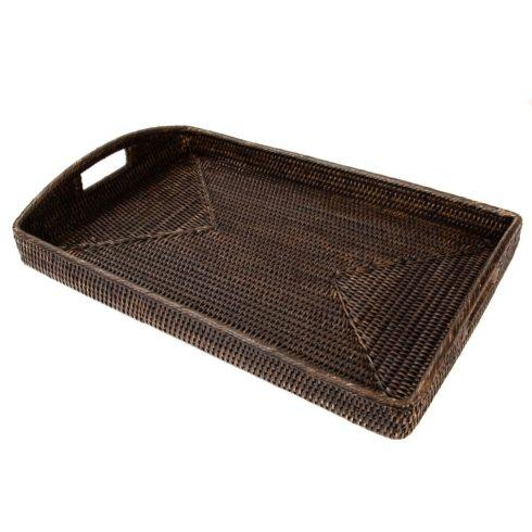 Babcock Exclusives  Artifacts Espresso Tray w/ Cutout Handle ATC-205 $88.00