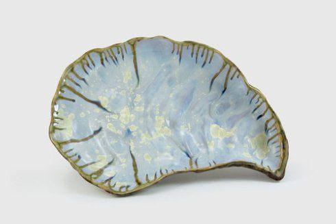 Alison Evans  Abalone & Tortoise Select Platter AEC-045 $317.50