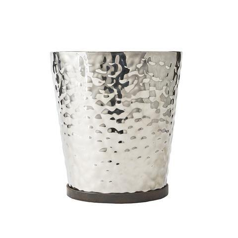 Jan Barboglio   El Heilo Hammered Wine Bucket JBL-035 $276.00