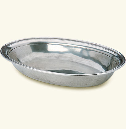$255.00 Oval Serving Bowl MTH-057