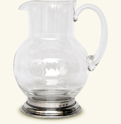 $190.00 Glass Pitcher 1.5 Liter MTH-287