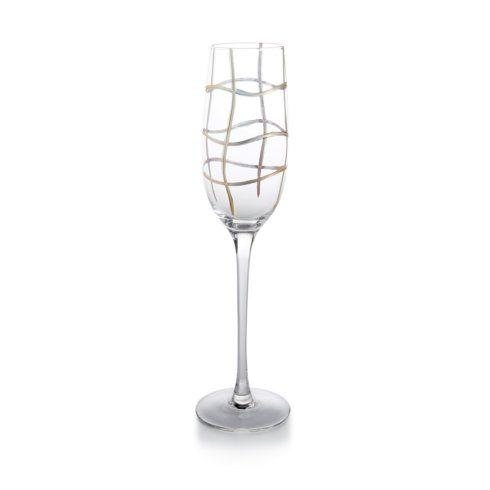 Gold Groove Champagne Flute ZOD-005 collection with 1 products