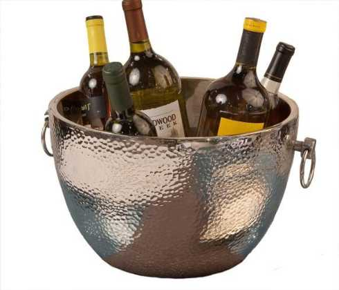 Dessau   Hammered Alum Party Tub 15inch DES-136 $202.50