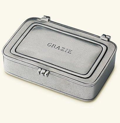 $128.00 Grazie Small Box MTH-003