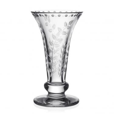 """William Yeoward  Fern 7"""" Footed Vase WYG-624 $280.00"""