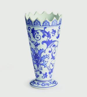 Napa Home & Garden   BB Dynasty Floral Vase NAP-530 $32.50