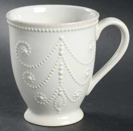 Lenox  French Perle White Mug LEC-134 $16.00