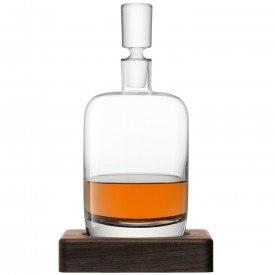 LSA International   Renfrew Decanter w/Wood Base LSAI-002 $138.00