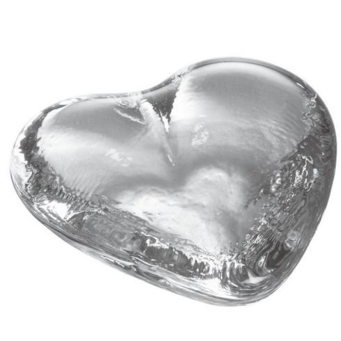 Simon Pearce   HIGHGATE HEART LARGE SPG-079 $45.00