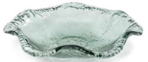 Primitive Artisan   Iceberg Ruffle Bowl PRA-229 $45.50