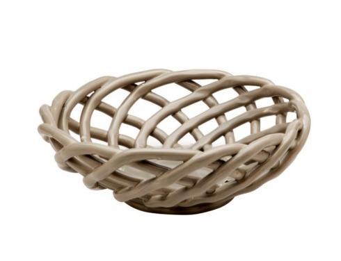 Babcock Exclusives  Casafina Gray Medium Round Basket CSF-544 $53.00