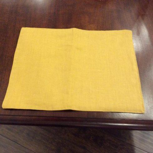 Patricia Spratt for the Home   Linen gold Placemat PSH-101 $18.00