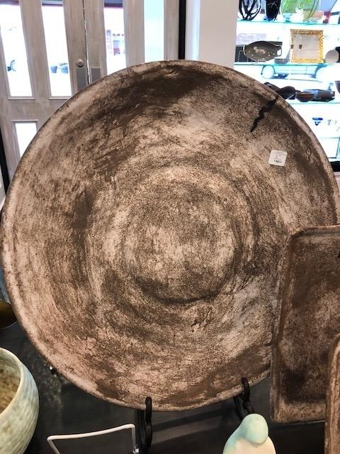 McCarty Pottery   Large Round Moon Platter Assorted MCP-508 $484.00