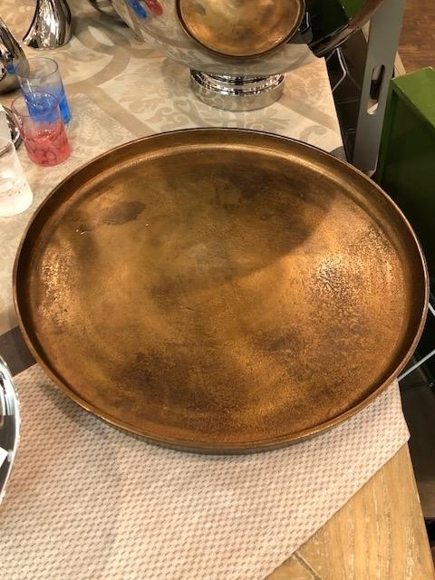 Roost   Aristide Cast Bronze Small Tray RST-246 $70.00