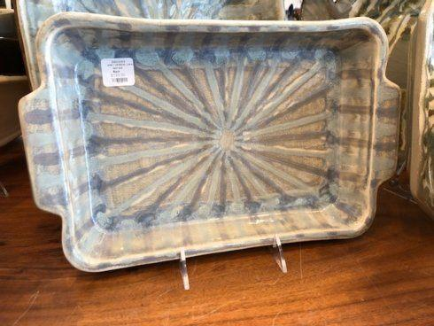 Good Earth Pottery  Grey Herron Lasagna GEP-408 $133.00