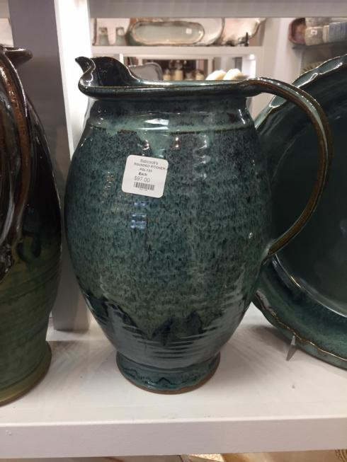 Potsalot   Rounded Pitcher POL-120 $97.00