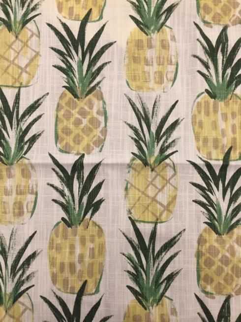 Patricia Spratt for the Home   Big Pineapple Sun Hemmed Napkin PSH-167 $9.50