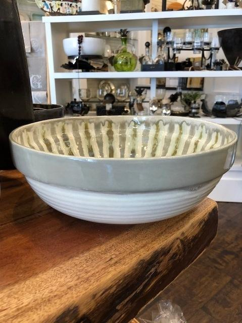 Good Earth Pottery  Grey Goose Large Nesting Bowl GOE-428 $116.00