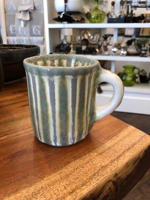 Good Earth Pottery  Grey Goose Barrel Mug GOE-423 $30.00