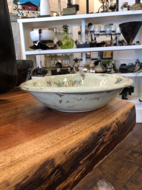 Good Earth Pottery  Celery Gumbo Bowl GOE-479 $50.50