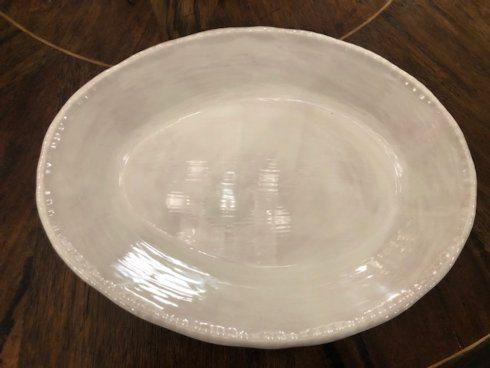 Babcock Exclusives  Relish Taupe Bead Oval Serving Tray REL-035 $37.50