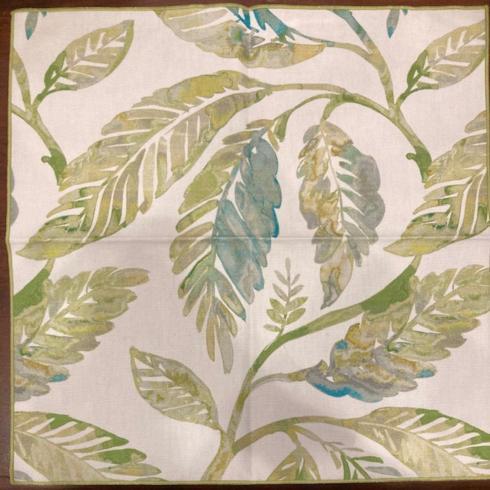 Karen Lee Ballard   Palm Leaf Lime Napkin KLB-512 $14.00