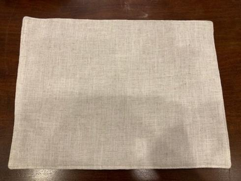 Patricia Spratt for the Home   Weavers Cloth Oyster Mat PSH-164 $15.00