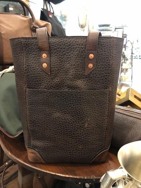 Babcock Exclusives  Mission Mercantile Theodore Expresso Wine Tote MSM-123 $249.00
